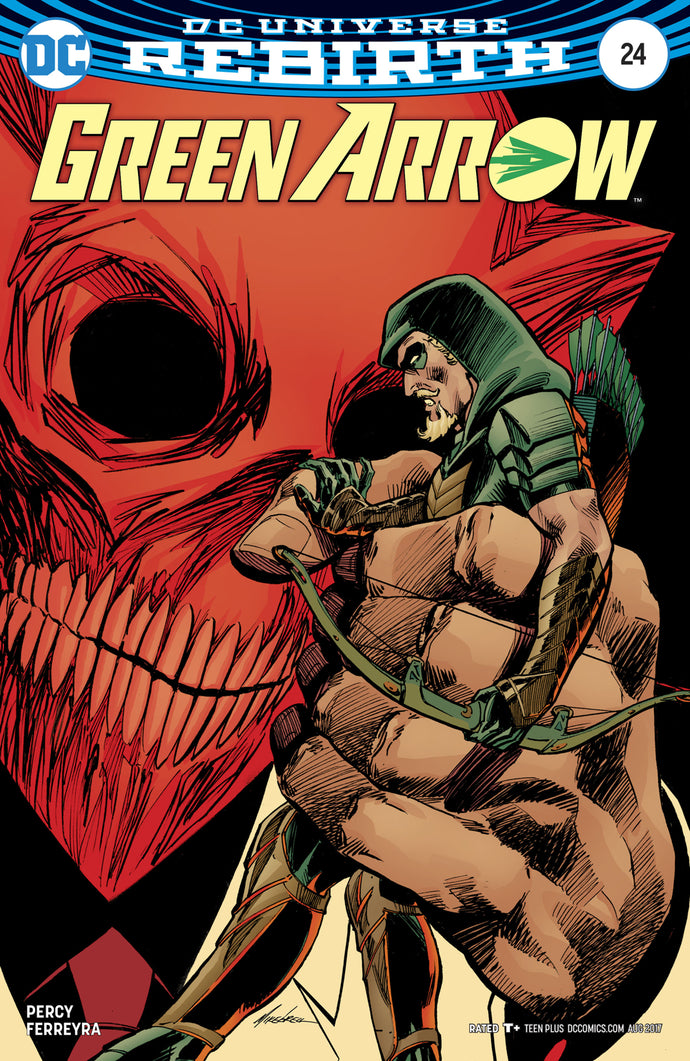 GREEN ARROW #24 VAR ED