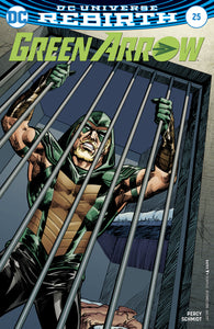 GREEN ARROW #25 VAR ED