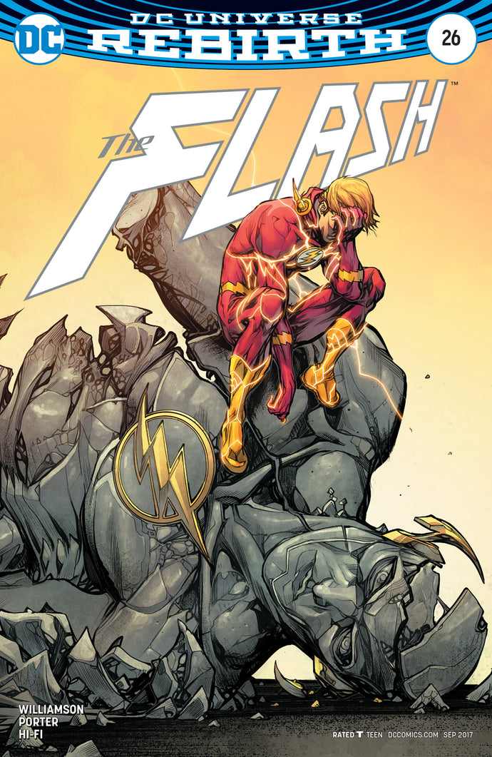 FLASH #26 VAR ED