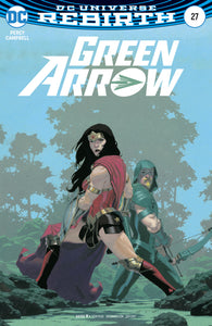 GREEN ARROW #27 VAR ED