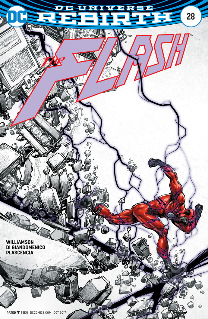 FLASH #28 VAR ED