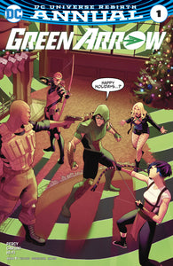GREEN ARROW ANNUAL #1 (RES)