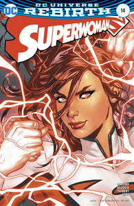 SUPERWOMAN #14 VAR ED