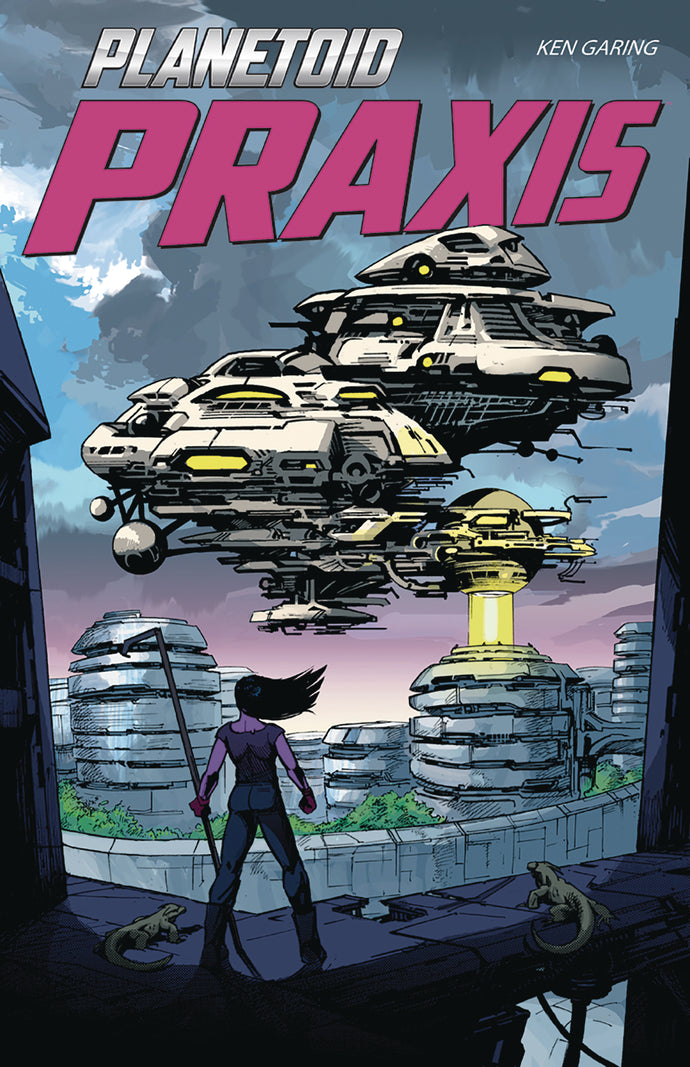 PLANETOID PRAXIS #6 (OF 6) (MR)