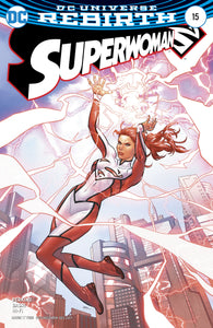 SUPERWOMAN #15 VAR ED
