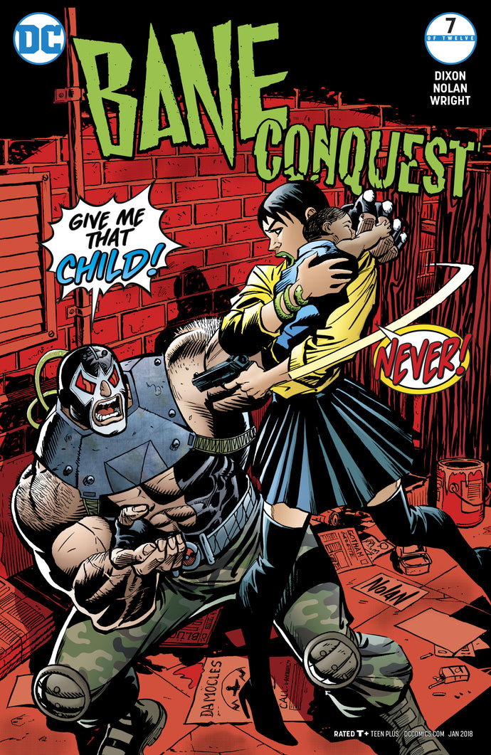 BANE CONQUEST #7 (OF 12)