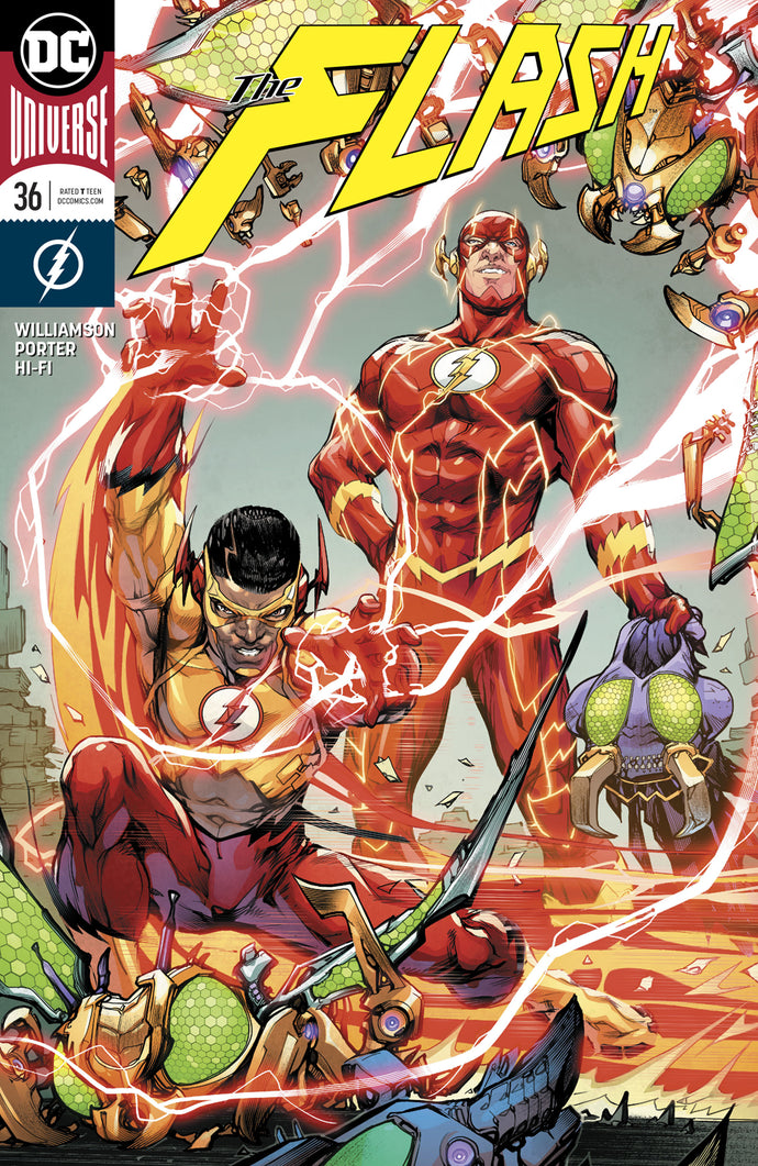 FLASH #36 VAR ED