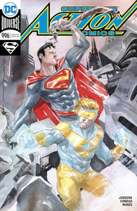 ACTION COMICS #996 VAR ED
