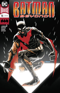 BATMAN BEYOND #16 VAR ED