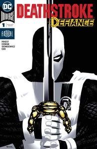 DEATHSTROKE ANNUAL #1