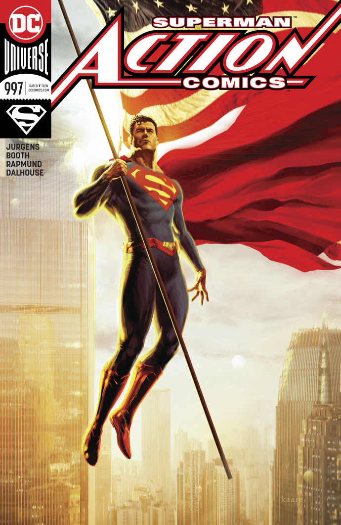 ACTION COMICS #997 VAR ED