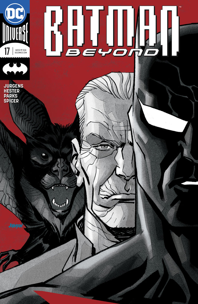 BATMAN BEYOND #17 VAR ED