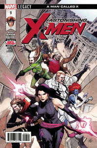 ASTONISHING X-MEN #9 LEG