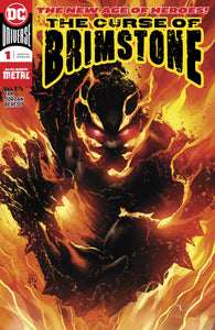 CURSE OF BRIMSTONE #1
