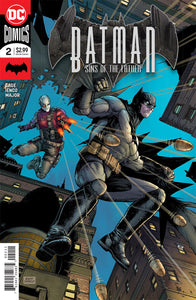 BATMAN SINS OF THE FATHER #2 (OF 6)