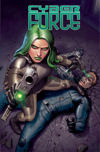 CYBER FORCE #3 (MR)