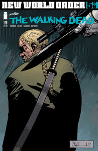 WALKING DEAD #179 CVR A ADLARD & STEWART (MR)