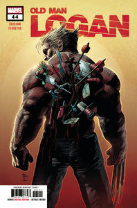 OLD MAN LOGAN #44