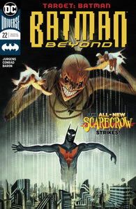 BATMAN BEYOND #22