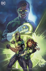 GREEN LANTERNS #52 VAR ED