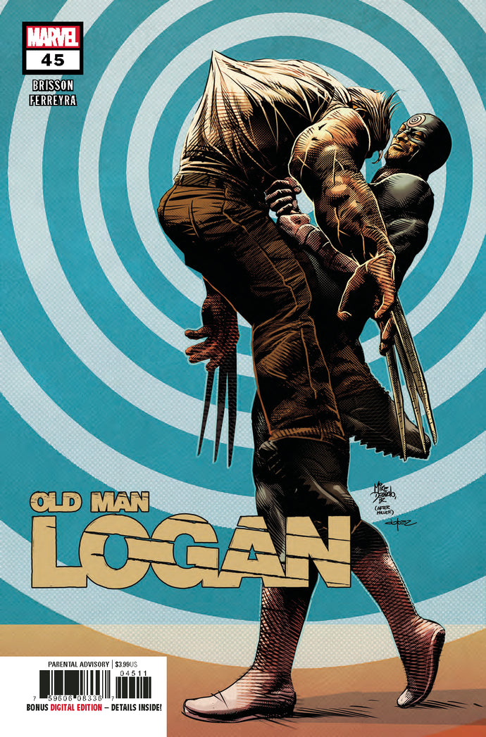 OLD MAN LOGAN #45