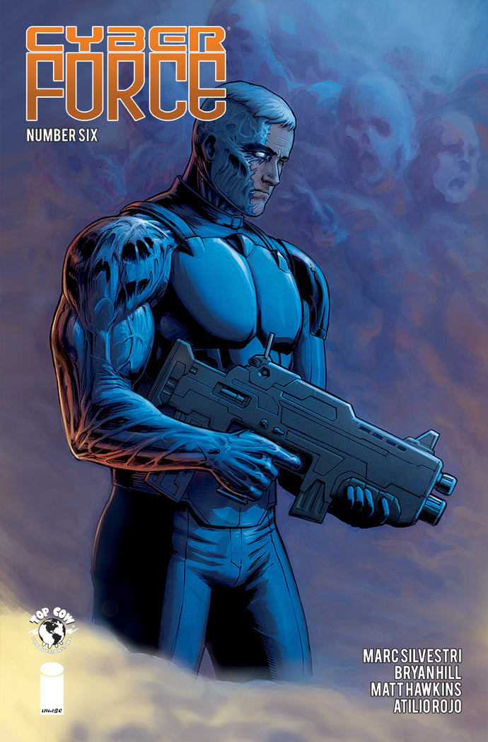 CYBER FORCE #6 (MR)