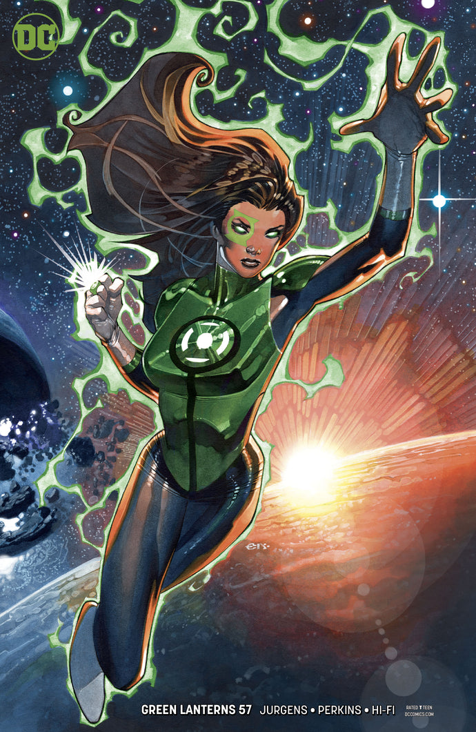 GREEN LANTERNS #57 VAR ED