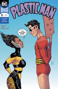 PLASTIC MAN #5 (OF 6)