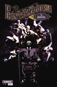 PHANTASMAGORIA #3 (OF 5) (MR)
