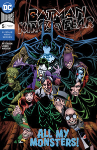 BATMAN KINGS OF FEAR #5 (OF 6)