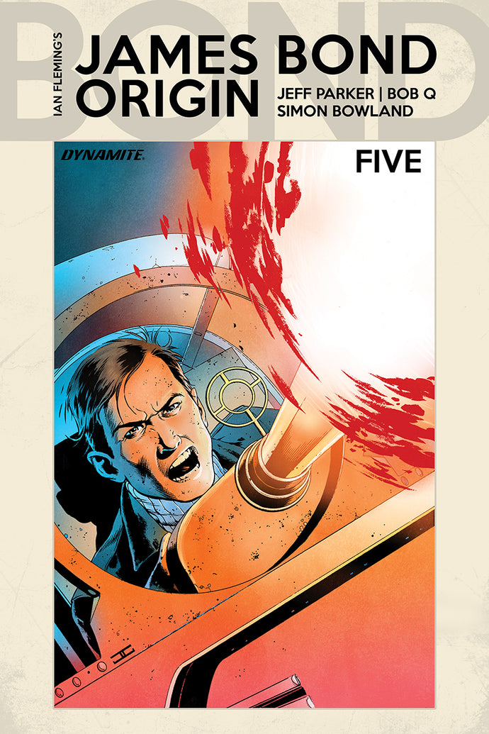 JAMES BOND ORIGIN #5 CVR A CASSADAY