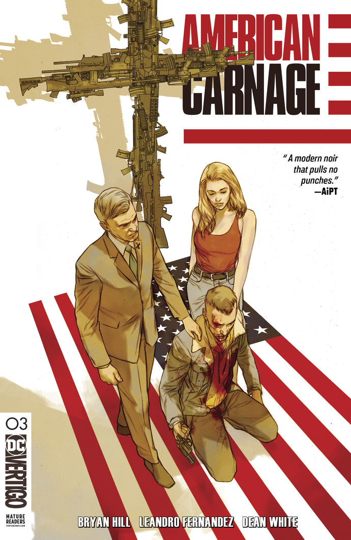 AMERICAN CARNAGE #3 (MR)