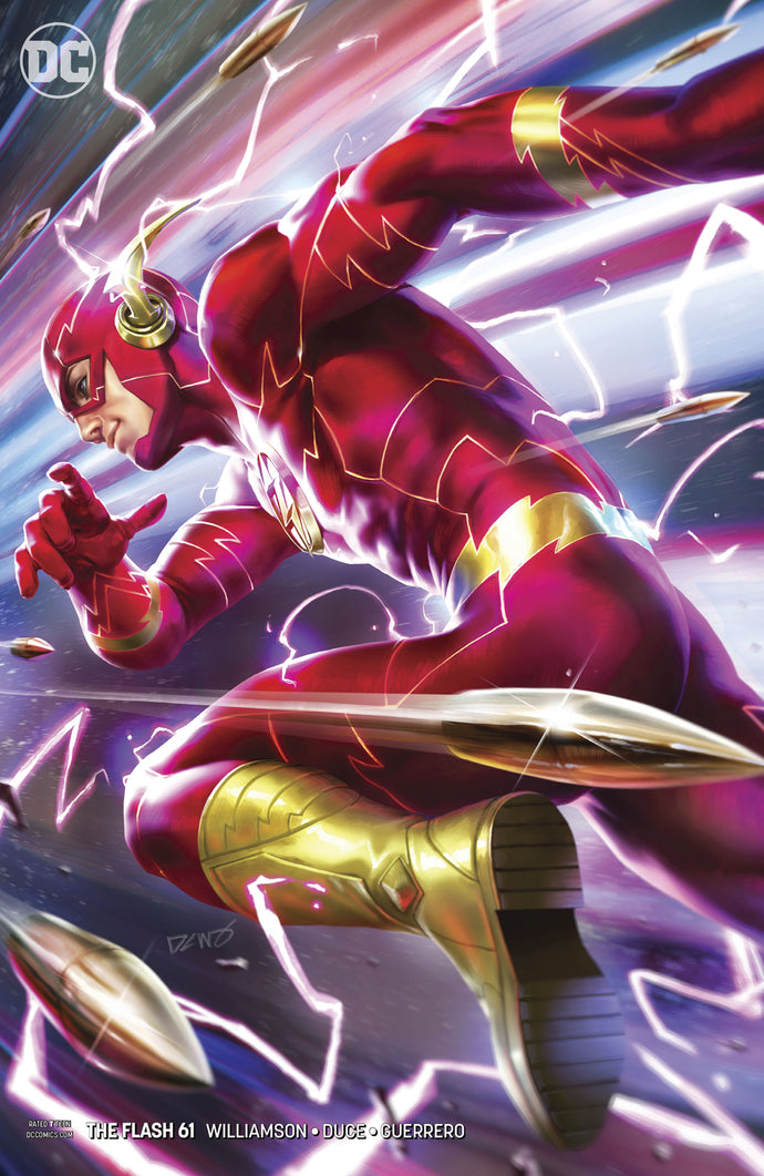 FLASH #61 VAR ED