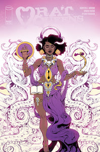 RAT QUEENS #14 CVR A GIENI (MR)