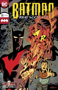 BATMAN BEYOND #30