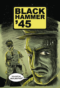 BLACK HAMMER 45 FROM WORLD OF BLACK HAMMER #4 CVR A KINDT