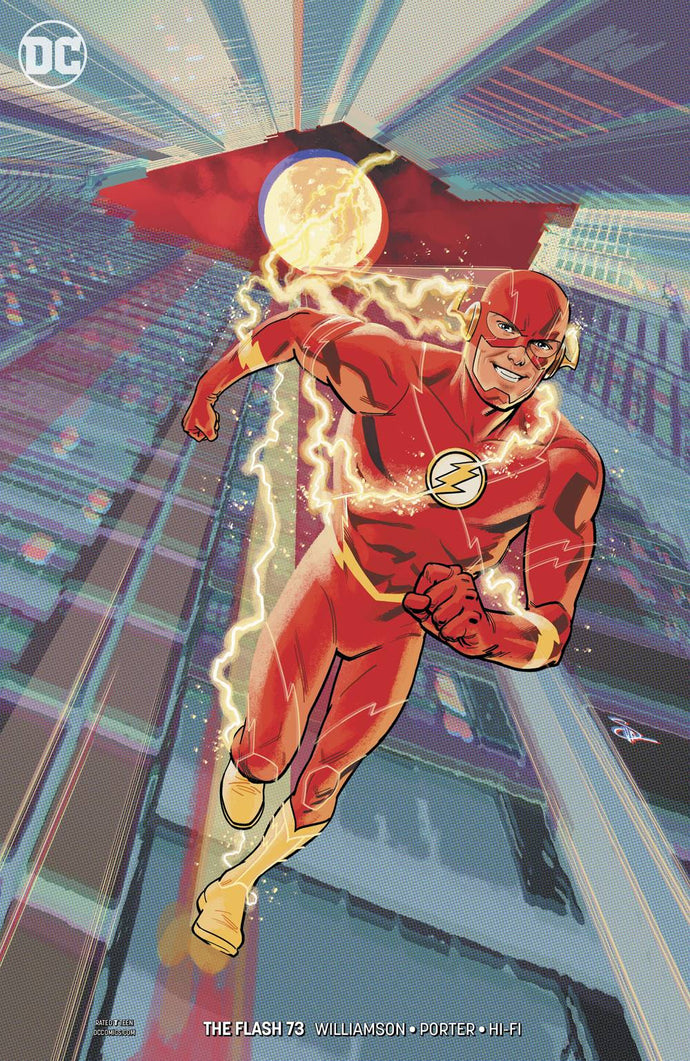 FLASH #73 VAR ED