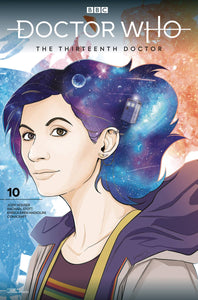 DOCTOR WHO 13TH #10 CVR A SPOSITO