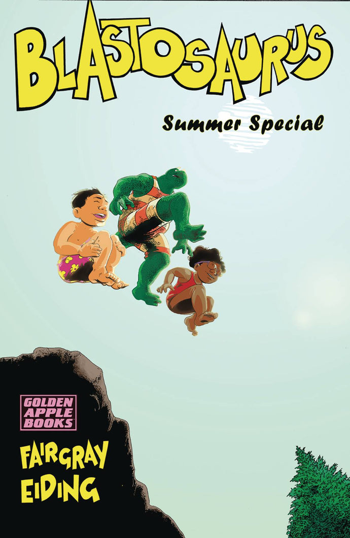 BLASTOSAURUS SUMMER SPECIAL ONE-SHOT