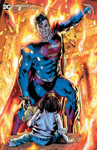 SUPERMAN #22 BRYAN HITCH VAR ED