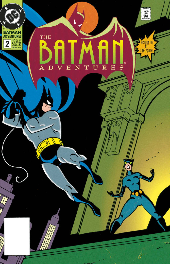 DC CLASSICS THE BATMAN ADVENTURES #2
