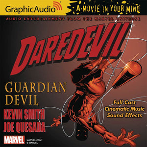 Daredevil Guardian Devil Audio CD
