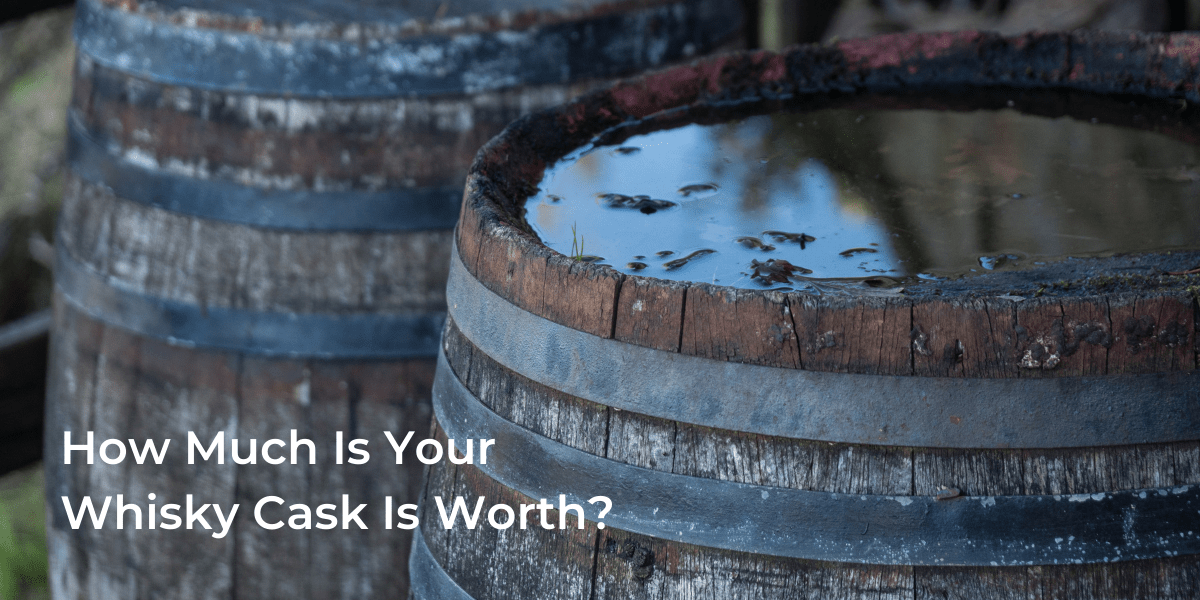 How Much Is Your Whisky Worth