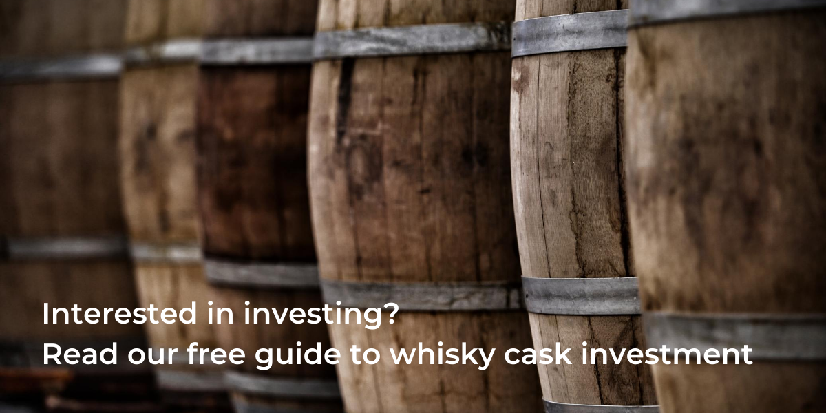 Interested in whisky cask investment? Read out ultimate guide to whisky cask investment.
