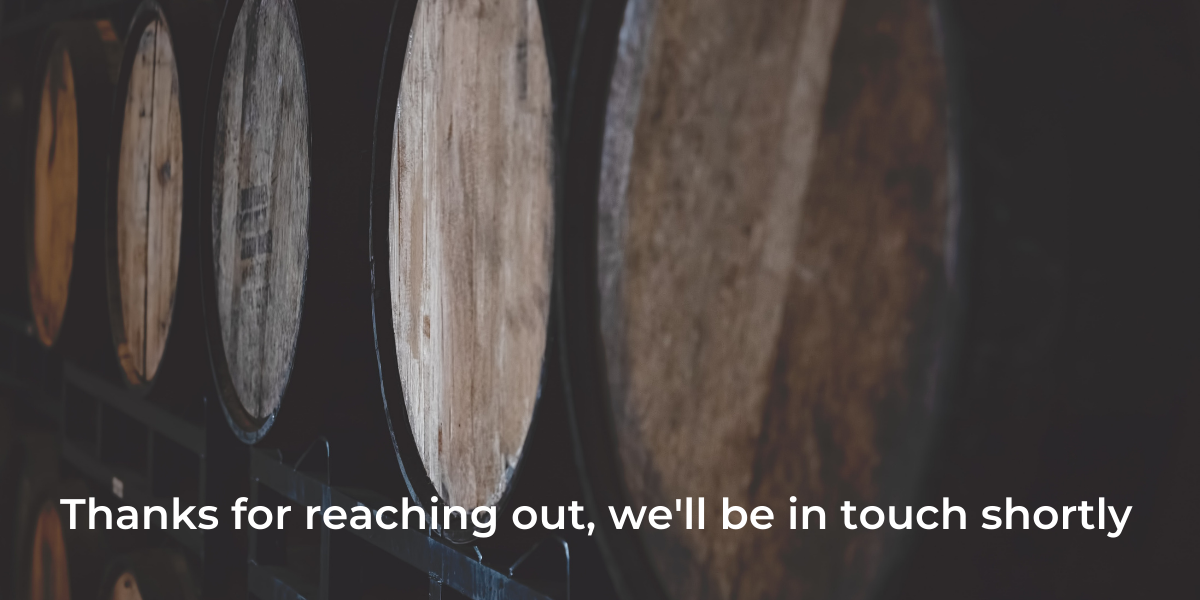 We'll send our whisky investment guide to you