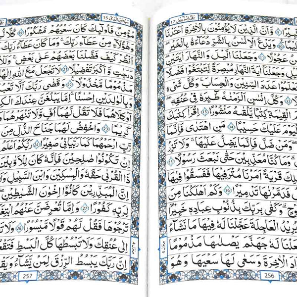 Urdu Quran without Translation | Medium Size