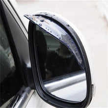 Load image into Gallery viewer, Sideview Mirror Eyebrow Rain & Storm Aprons - 2 pieces