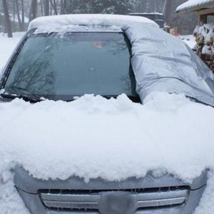 Car Windshield & Side Mirror Snow & Ice Protector