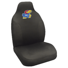 Load image into Gallery viewer, NCAA Embroidered Car Seat Covers