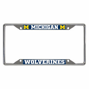 NCAA License Plate Frame